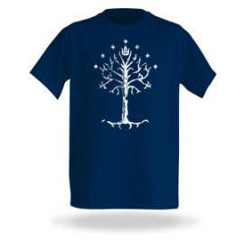 Tree of Gondor Tee at Think Geek