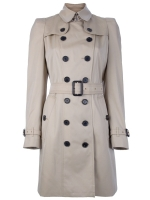 Trench coat by Burberry at Farfetch