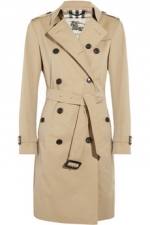 Trench coat by Burberry at Net A Porter