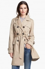 Trench coat by Ellen Tracy at Nordstrom