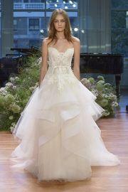 Tresor Gown x at Monique Lhuillier