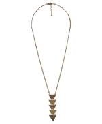 Triangle necklace from Forever 21 at Forever 21
