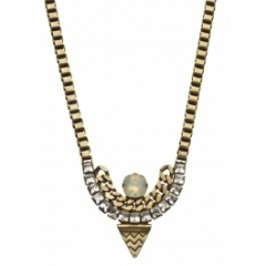 Tribeca Necklace by Lionette at Charm & Chain