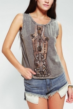 Trident Mineralized Muscle tee by Ecote at Urban Outfitters