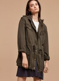 Trooper jacket at Aritzia