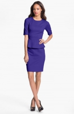 Trophie peplum dress by Trina Turk at Nordstrom