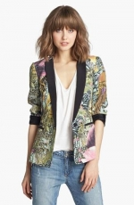 Tropical Blazer by Maison Scotch at Nordstrom