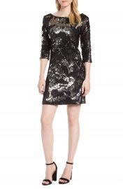 Trouv   Sequin Minidress at Nordstrom