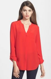 Trouvand233 Silk Blouse at Nordstrom