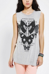 Truly Madly Deeply Garden Muscle Tee at Urban Outfitters