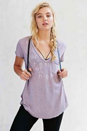 Truly Madly Deeply Modal Slub Pocket Tee at Urban Outfitters