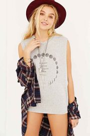 Truly Madly Deeply Moon Dreams Muscle Tee at Urban Outfitters
