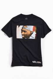 Tupac Poetic Justice Tee at Urban Outfitters