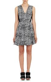 Tweed Fit and Flare Dress by Proenza Schouler at Barneys Warehouse