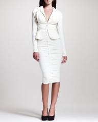 Tweed Pull On Skirt by Nina Ricci at Bergdorf Goodman