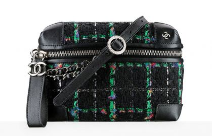 Tweed Waist Bag by Chanel at Chanel