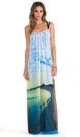 Twelfth Street By Cynthia Vincent Multi Strap Maxi Dress in La Jolla Cove  REVOLVE at Revolve