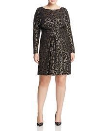 Twisted Star Print Dress by MICHAEL Michael Kors at Bloomingdales