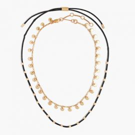 Two-Pack Choker Necklaces Ox at Madewell