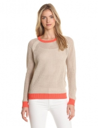 Two Tone Sweater at Amazon
