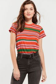 UO The Little Brother Crew-Neck Tee at Urban Outfitters