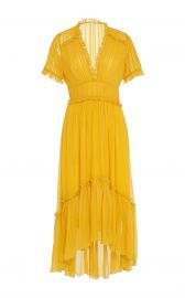 Ulla Johnson Sonja Tiered Dress at Moda Operandi