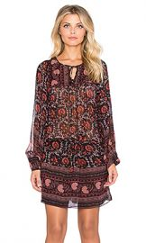 Ulla Johnson Aida Dress in Dark Floral at Revolve