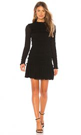 Ulla Johnson Gia Dress in Noir from Revolve com at Revolve