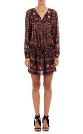 Ulla Johnson Silk Aida Dress at Barneys