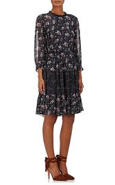 Ulla Johnson Skye Silk Georgette Dress at Barneys New York