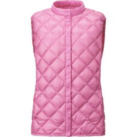 Ultra Light Down Compact Quilted Vest at Uniqlo