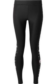 Ultracor   Lux Stellar appliqu  d stretch leggings at Net A Porter