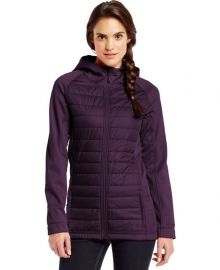 Under Armour Womenand39s ColdGear Infrared Werewolf Insulated Jacket in velvet at Amazon