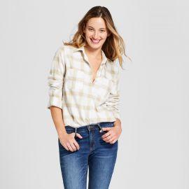 Universal Threads Plaid shirt at Target