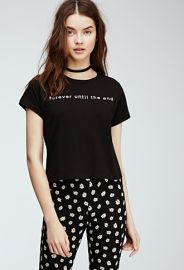 Until the End Graphic Tee  Forever 21 - 2000079661 at Forever 21