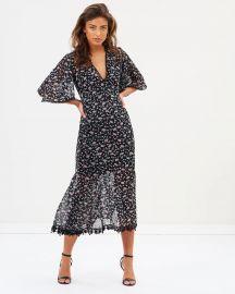 Unwavering Glamour Midi Dress at The Iconic