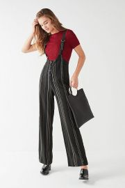 Uo Billie Suspender Overall at Urban Outfitters