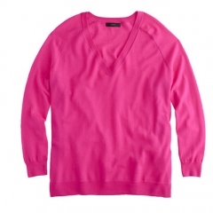 V neck Sweater at J. Crew