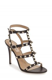 VALENTINO GARAVANI  Rockstud  Ankle Strap Sandal  Women at Nordstrom