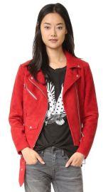 VEDA Jayne Suede Jacket at Shopbop