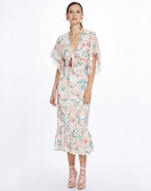 Valentine Tie Front Dress by We Are Kindred at We Are Kindred