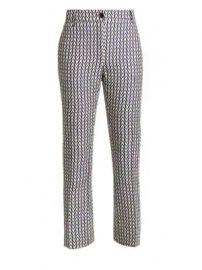 Valentino - Optical Pants at Saks Fifth Avenue