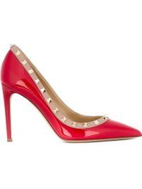 Valentino Garavani and39rockstudand39 Pumps - Biondini Paris at Farfetch