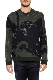Valentino Jersey Sweatshirt at Italist
