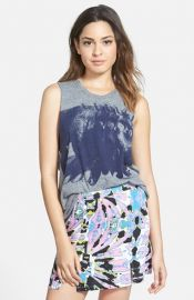 Vans Fox You Graphic Muscle Tank at Nordstrom