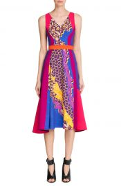 Vapor dress by Peter Pilotto at Stylebop