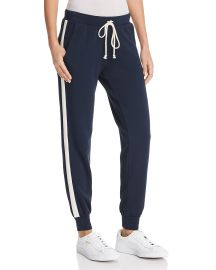 Velvet by Graham Spencer Julie Striped Jogger Pants at Bloomingdales