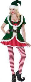 Velvet Christmas Costume Dress at Amazon