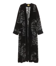 Velvet Kimono at H&M