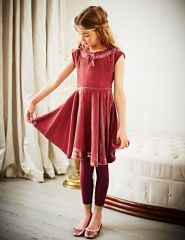 Velvet Party Dress at Boden